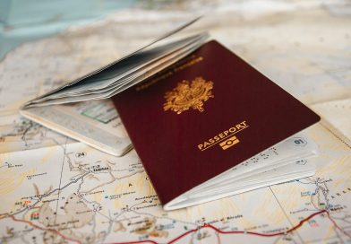 Паспорт Англия